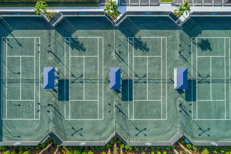 LO Clubhouse Tennis Aerial 12 14 20