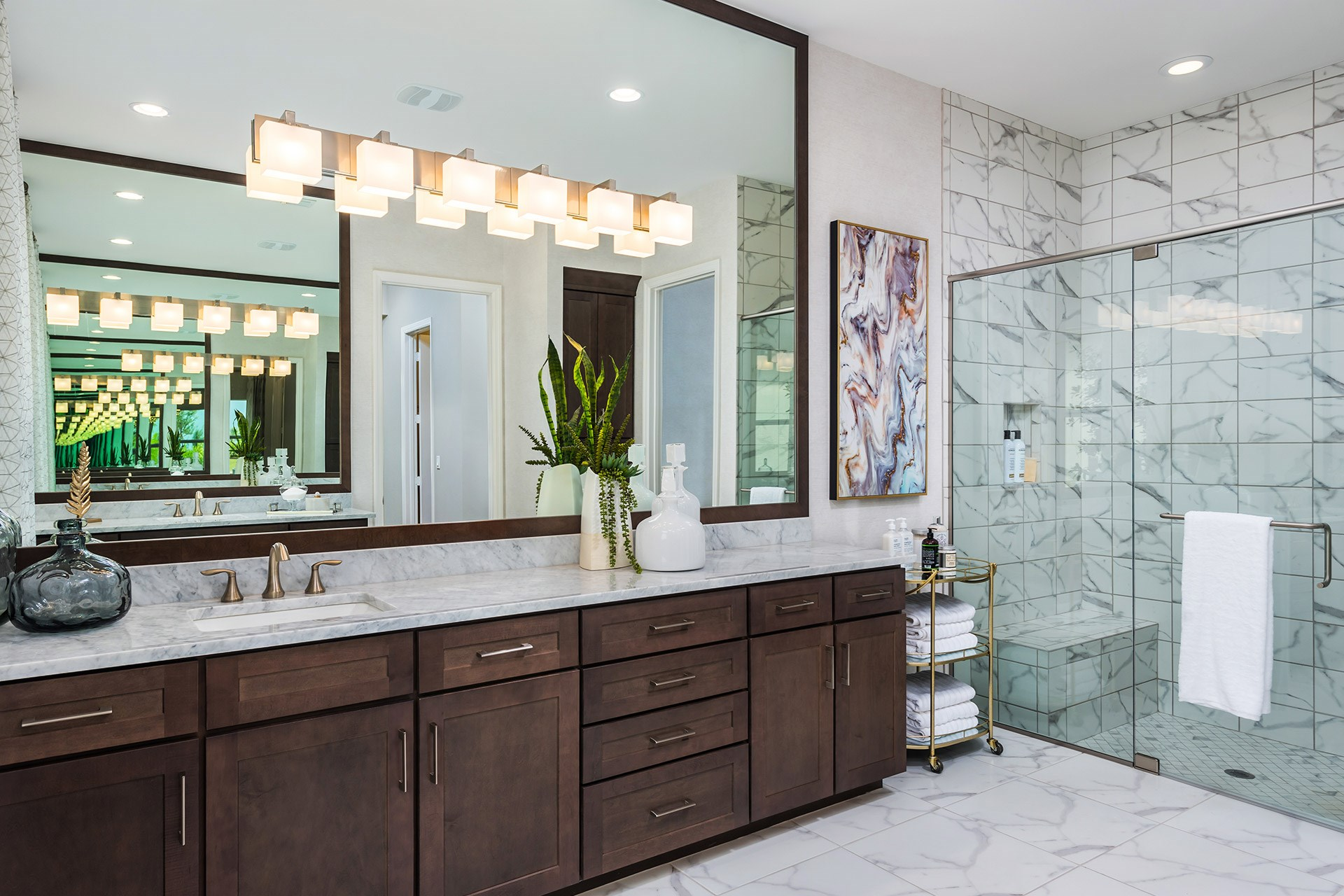 Julia Master Bathroom